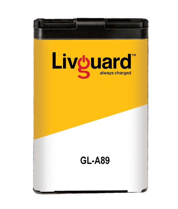 Livguard-GL-A89-1450mAh-Battery-(For-Micromax-A89)