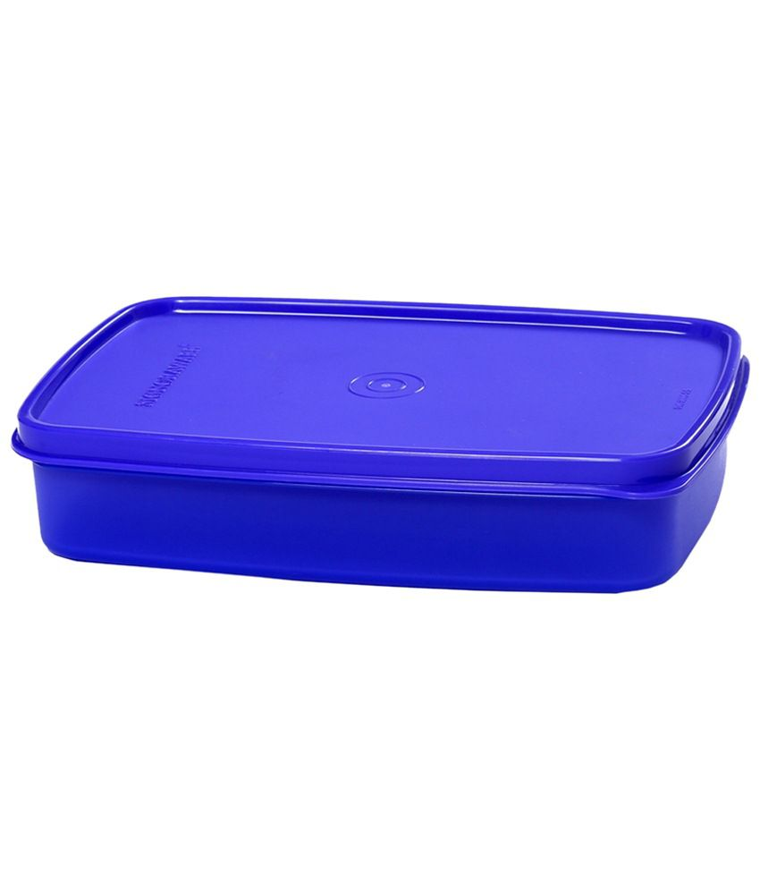 Signoraware Deep Violet Crispy Slim Big Lunch Box  available at snapdeal for Rs.160