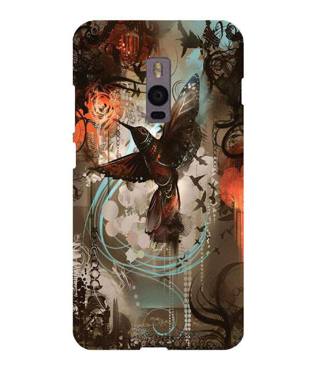 Treecase Designer Hard Back Case Cover For Oneplus2