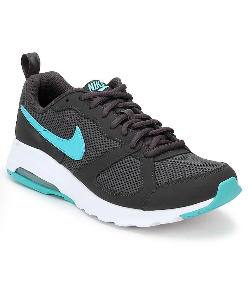 Nike Air Max Muse Gray Sports Shoes  available at snapdeal for Rs.3978