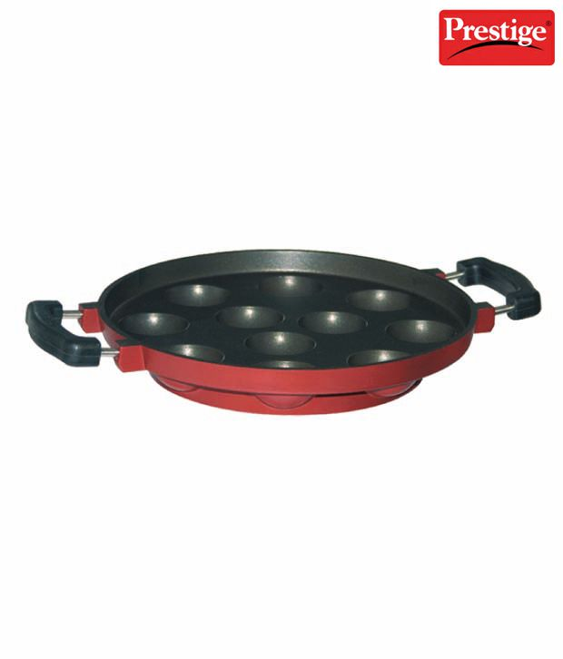 Prestige Omega Aluminium Die-Cast Paniyarakkal 200 mm  available at snapdeal for Rs.870
