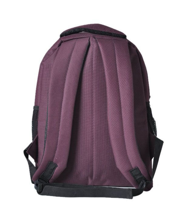 President Swanky Purple Laptop Bag