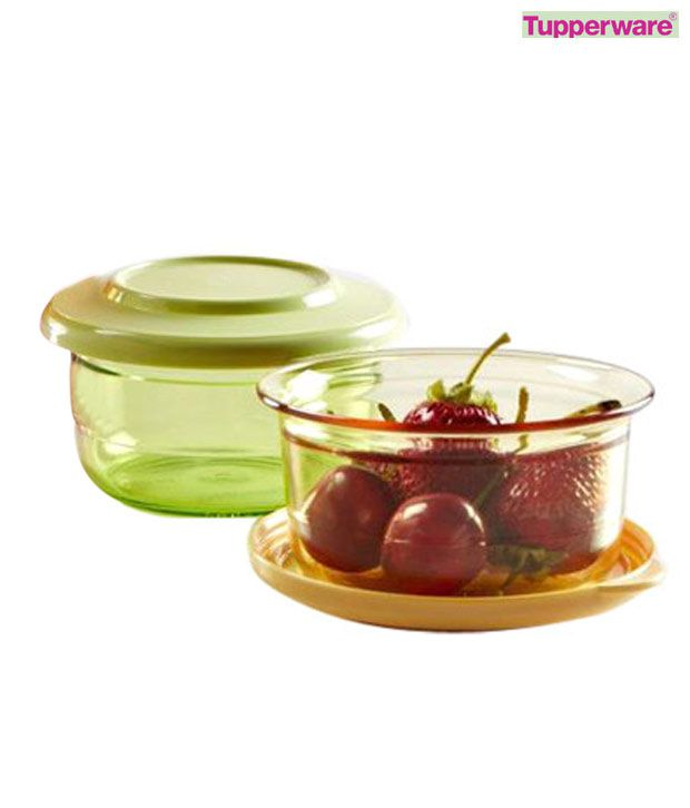 Tupperware Preludio Bowl Set