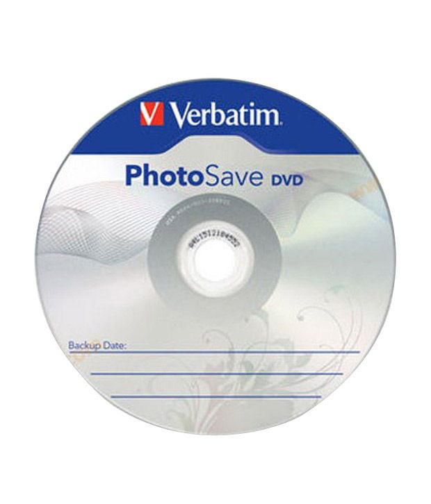 Verbatim Dvd+R 4.7Gb Photosave 16X  5Pk Jewel Case