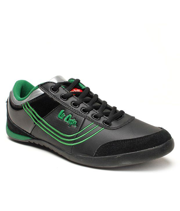 lee cooper sports black shoes price in india buy lee