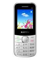 Earth Saathi S2 Dual SIM Mobile Phone - White