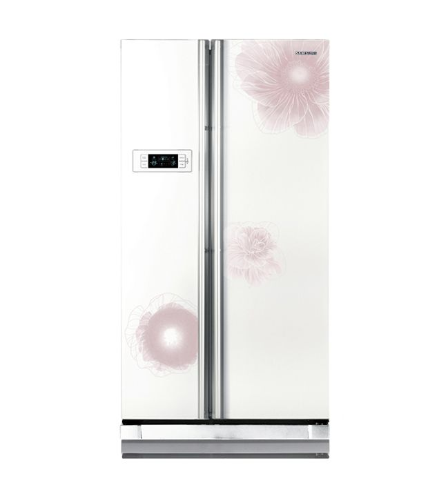 Samsung 600ltr Rs21hstwa1 Side By Side Refrigerator available at SnapDeal for Rs.78400