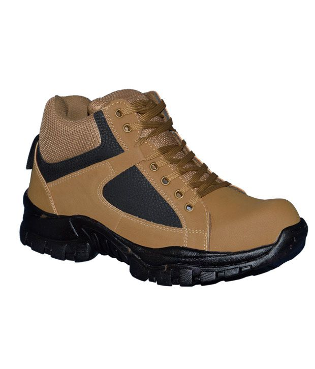 outanger brown casual boot with laces price in india buy