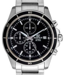 Casio Edifice Chronograph Efr-526d-1avudf (ex093) Mens Watch