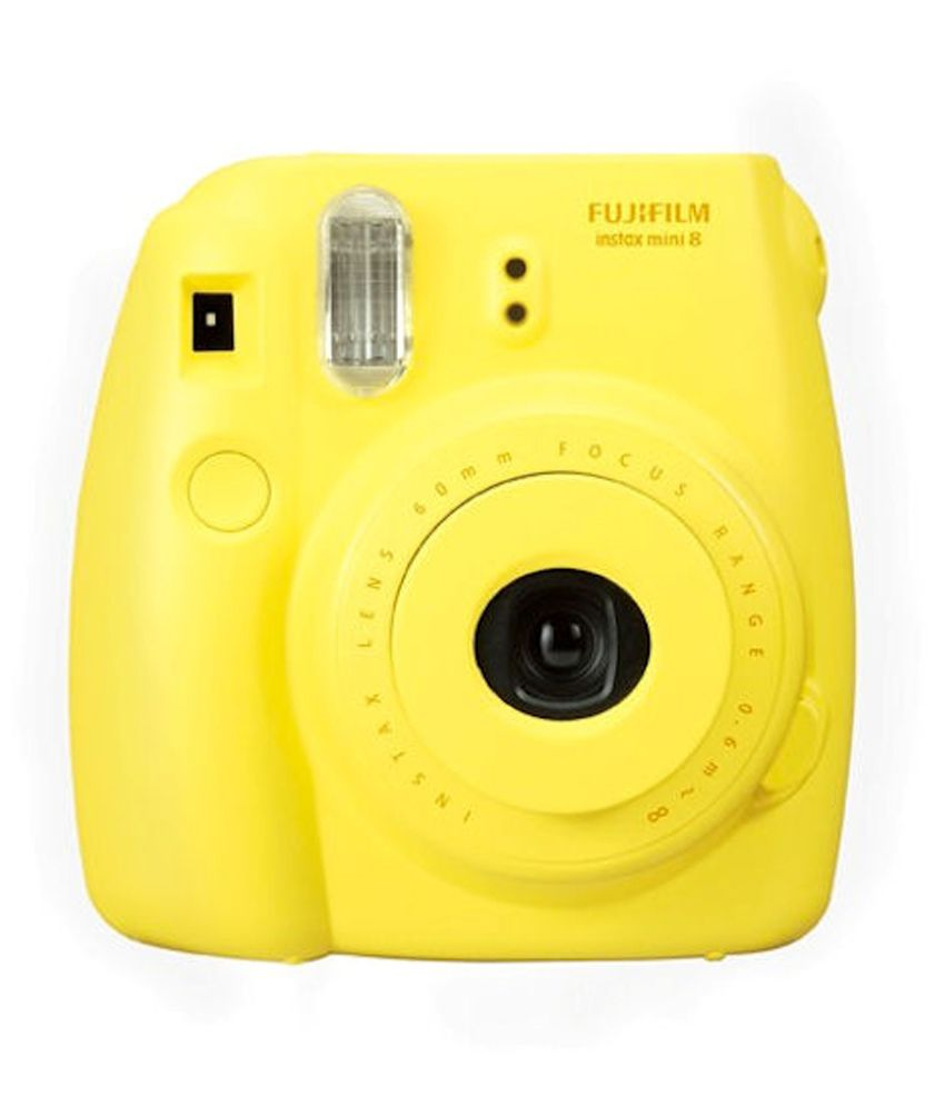 fujifilm mini instax 8 yellow price in india 16 jun 2018 compare fujifilm mini instax 8 yellow. Black Bedroom Furniture Sets. Home Design Ideas