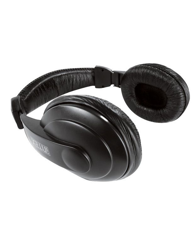 Intex Computer Multimedia Headphone Megablack