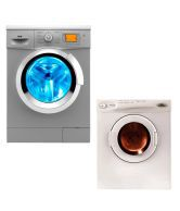 IFB Elite Aqua Sx Front Load 7.0 Kg Washing Machine  + IFB Maxi Dry 5.5 Kg Dryer