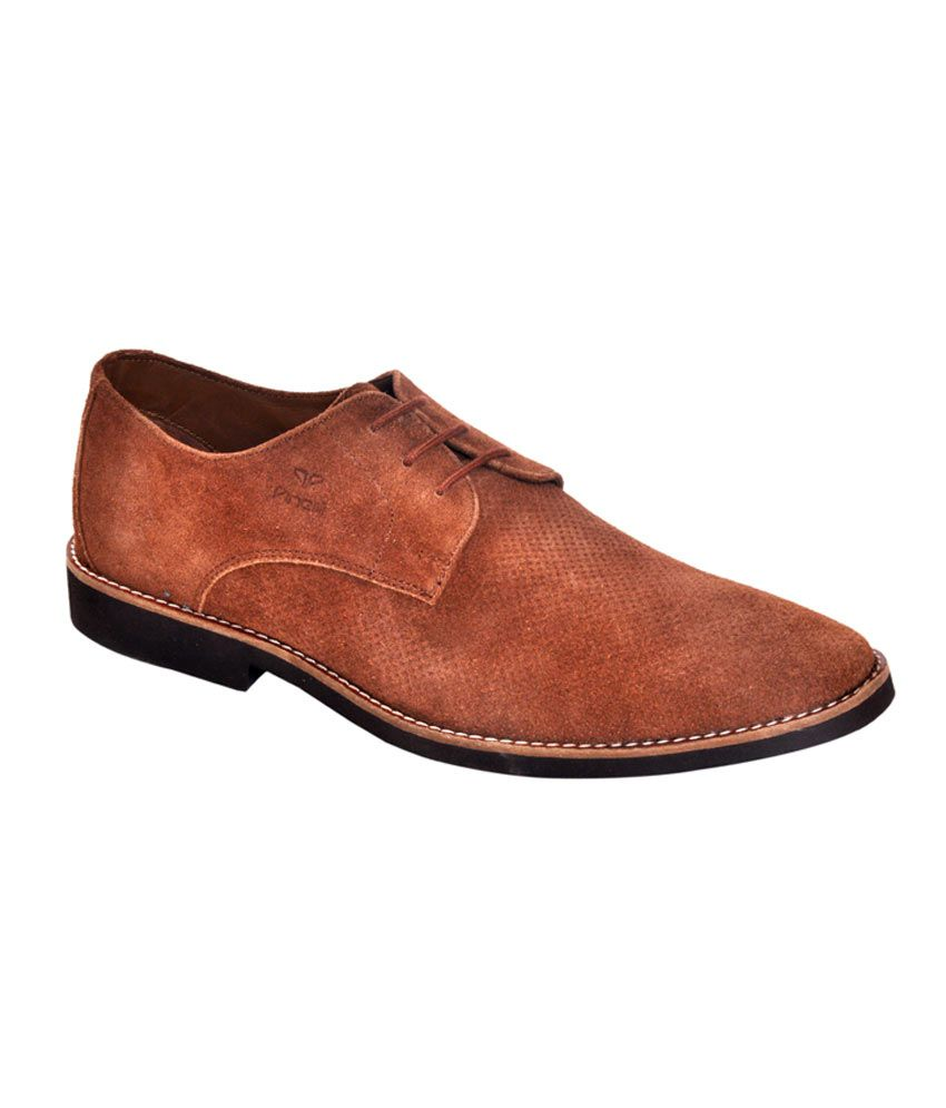 pinellii suede leather formal shoes