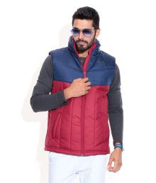 PUMA BIKING RED-PEACOAT ESS PADDED VEST