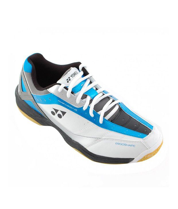 yonex synthetic leather badminton sport shoes price in
