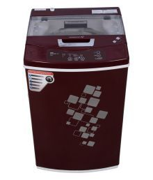 VIDEOCON VT60H12 DIGI GRACIA PRIME 6KG Fully Automatic Top Load Washing Machine