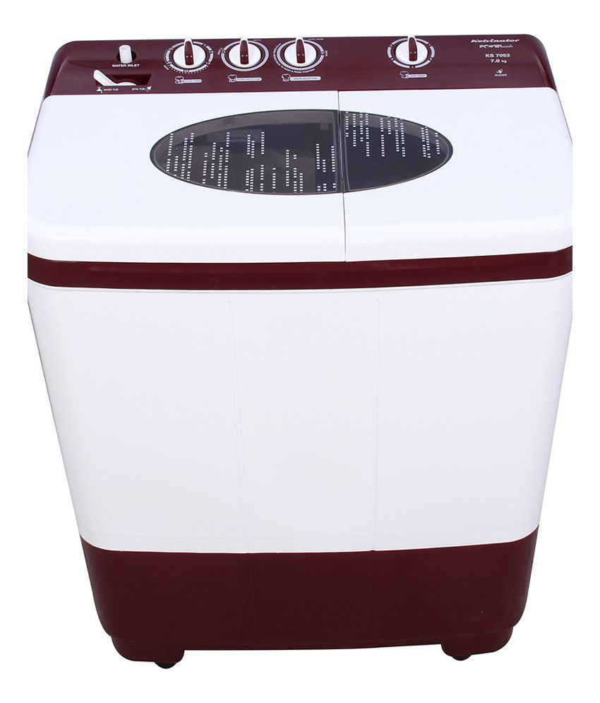 Kelvinator  KS7052 7kg Semi Automatic Washing Machine