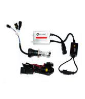 Tech Hardy Mxs-high End Hid 35w 8000 Kelvin With True Ac Turbo Blaster For Mahindra Scooter Flyte