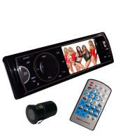 Guuci CAR MP5 PLAYER WITH FM/USB/ SD PORT & Rear Camera