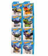 Hot Wheels Color Shifter 8 Models Cars Asst