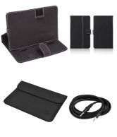 Mydress Mystyle 7 Inch Smart Leather Flip Case Cover/tablet Cover For Mitashi Play Be 150