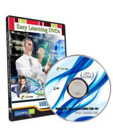 Ccna Icnd1 100 101 & Ccna Icnd2 200 101 Video Tutorial Dvd By Easy Learning