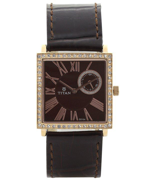 Titan Wrist Watch For Woman Price In Bangladesh