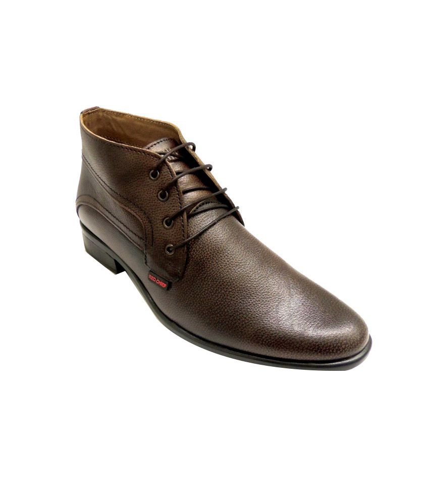 Red Chief Brown Boots Price In India- Buy Red Chief Brown Boots Online At Snapdeal