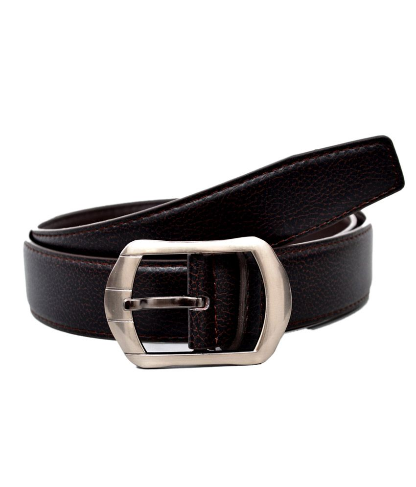 blueberry traders brown non leather belt buy at