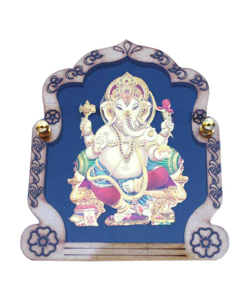 Autowheel Ganesh Idol For Car Dashboard  available at snapdeal for Rs.193
