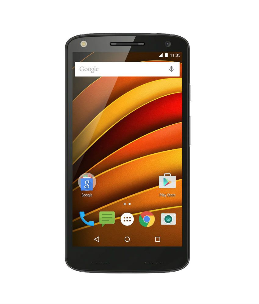 Moto X Force 64GB Black Mobile