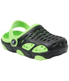 Bash Green Clogs