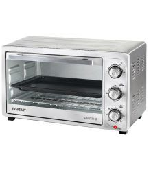Eveready  RELISH 18 LTR OTG Microwave Oven Silver