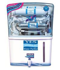 Yes Natural 12 Ltr YESDV23 RO UV UF RO+UV+UF Water Purifier