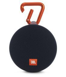 Jbl Jblclip2blkeu Bluetooth Speaker - Black