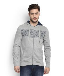 People Grey Sweatshirt