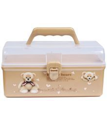 Baby Oodles Plastic 3 Closet Organisers