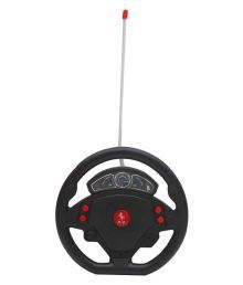 The Flyers Bay Majorette Speed Master Car With Gravity Sensor Steering Wheel (redbuggati)