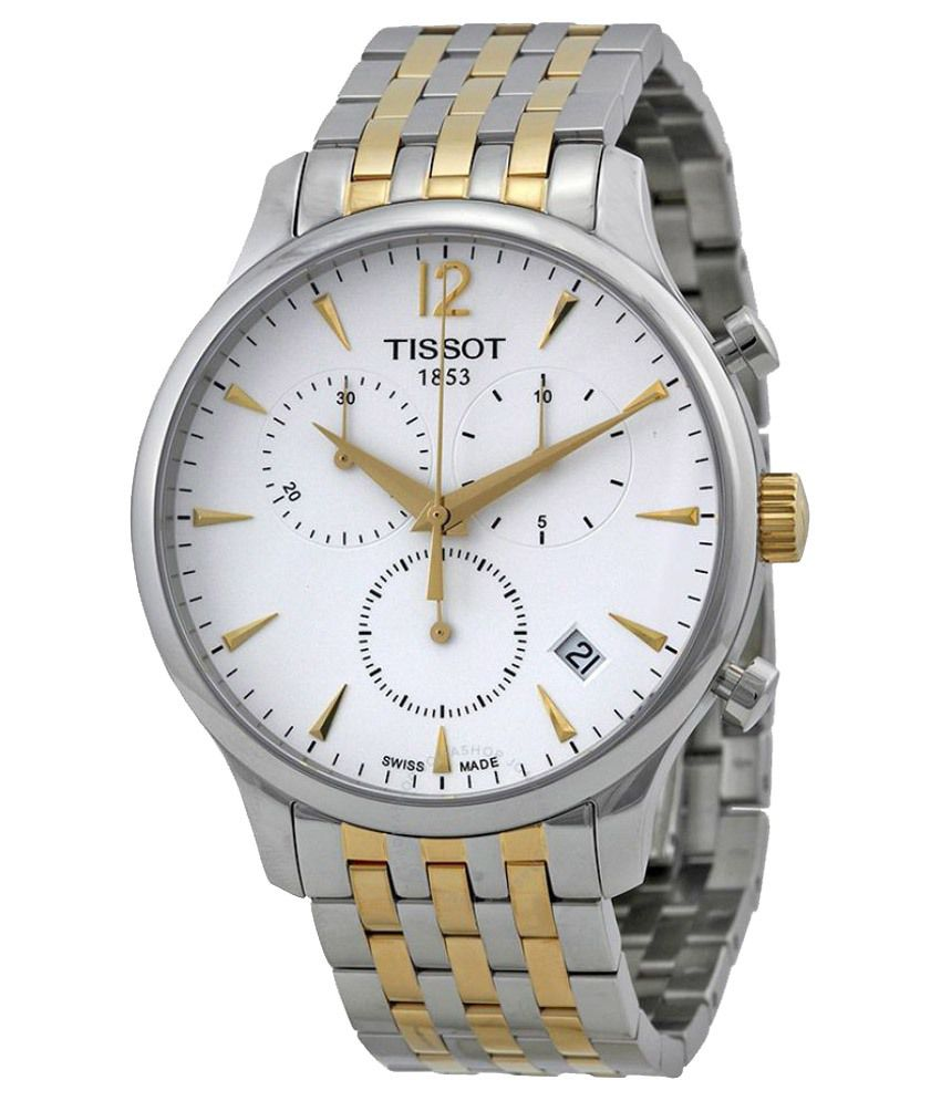 Image of Tissot Multicolor Analog Watch