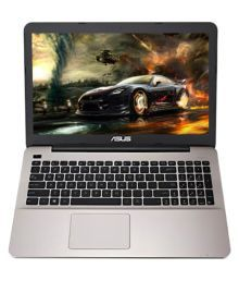 Asus A Series A555lf-xx406t Notebook Core I3 (5th Generation) 4 Gb 39.62cm(15.6) Windows 10 Home Without Ms Office 2 Gb Black