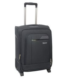 Space Black S (below 60cm) Cabin Soft Luggage