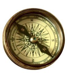 Asian Nautical Store Magnetic Compass