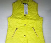 United Colors Of Benetton Yellow Girls Jackets