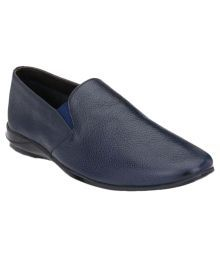 Boggy Confort Blue Party Genuine Leather Formal Shoes