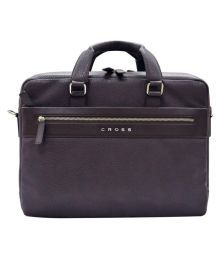 Cross Brown P.u. Office Bag