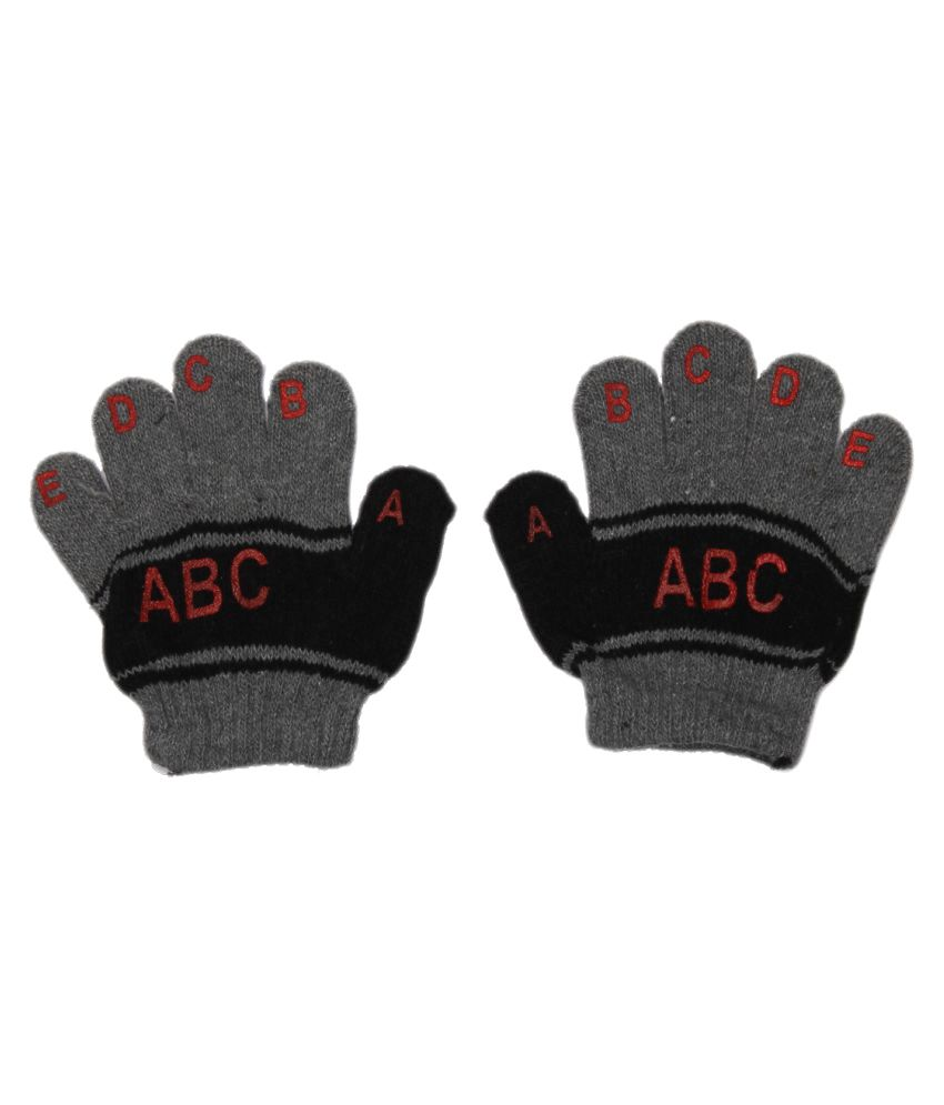 Babeezworld Baby Girl & Boy Soft Feel Winter Hand Gloves (kids)  available at snapdeal for Rs.150