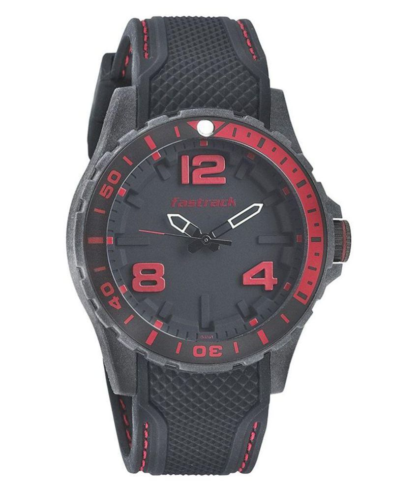Image of Fastrack Light Waight 38036pp03 Mens Analog Watch