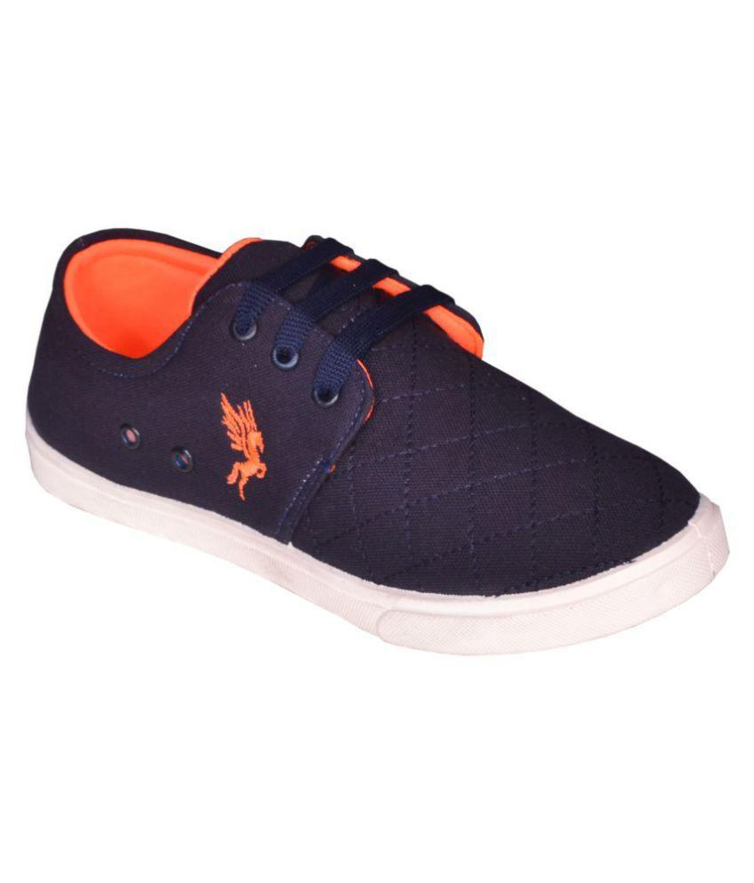 Sukun Blue Casual Shoes  available at snapdeal for Rs.449