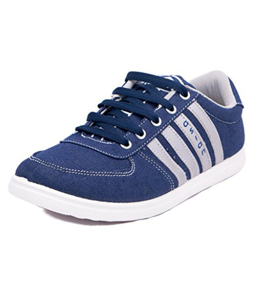 Asian Shoes Ru- 165 Royal Blue Greymens Mesh Range Running Shoes  available at snapdeal for Rs.449