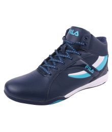 Fila Lifestyle Blue Casual Shoes